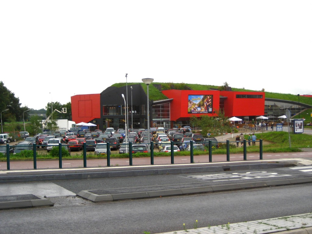 Valley Center, Gemeente Ede